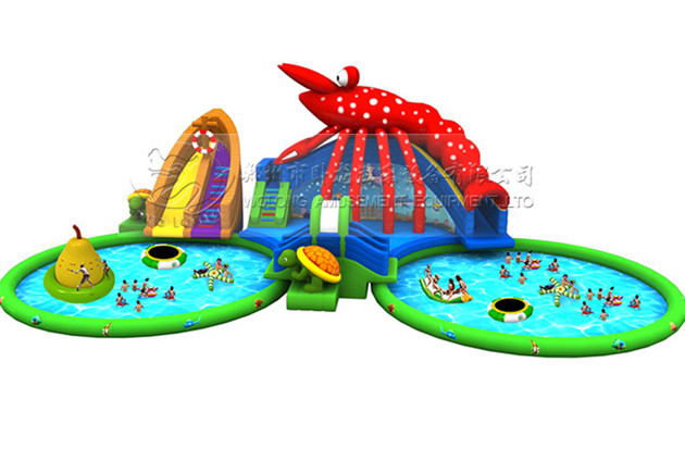 lobster water park