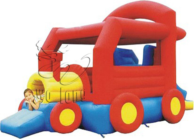 Bouncy Train